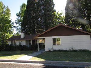Cedar Street house front view